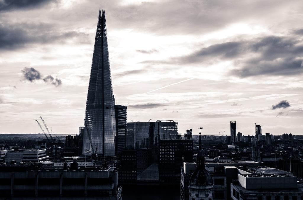 La Tour Triangle de Londres